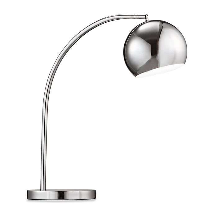 Alternate image 1 for Zuo® Accents Solaris 1-Light Chrome Table Lamp