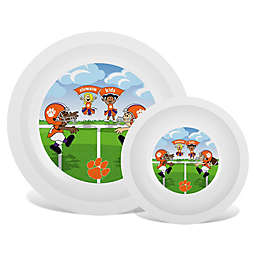Baby Fanatic® Collegiate Plate & Bowl Set Collection