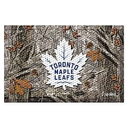 NHL® Toronto Maple Leafs Camo Scraper Door Mat