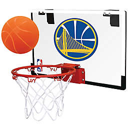 NBA Golden State Warriors Game On Polycarbonate Hoop Set b070366fa
