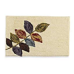 Croscill® Mosaic Leaves Bath Rug