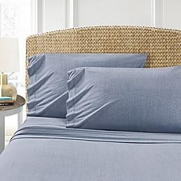 Morgan Home 800-Thread-Count T-Shirt Jersey Knit Twin XL Sheet Set