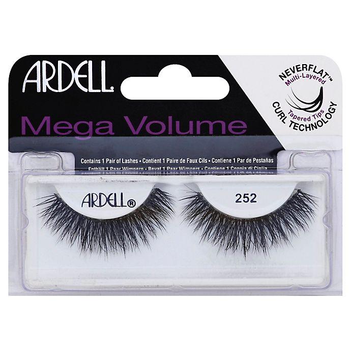 Alternate image 1 for Ardell® Mega Volume Lashes in Black 252