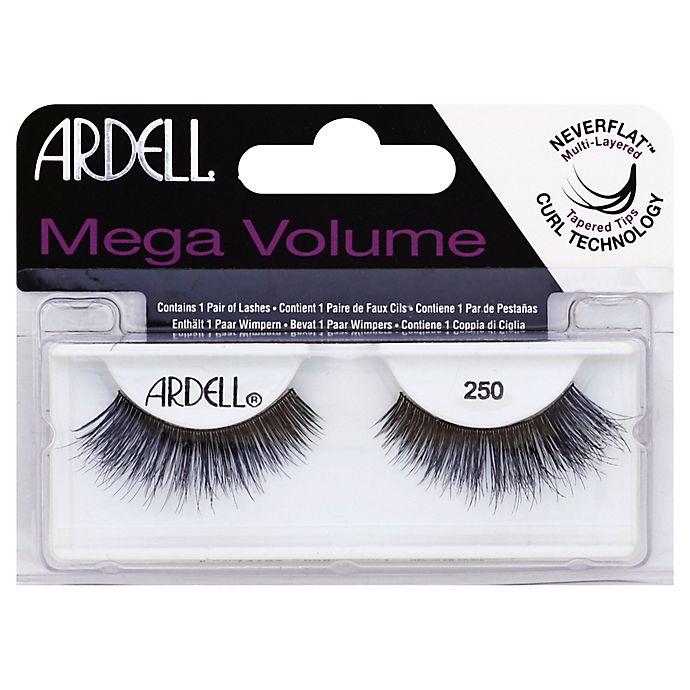 da339a95e19 Ardell® Mega Volume Lashes in Black 250 | Bed Bath & Beyond