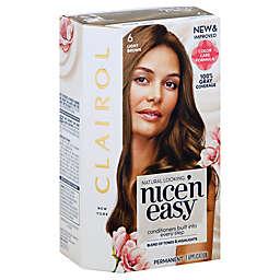 Clairol® Nice'n Easy Permanent Hair Color in 6 Light Brown