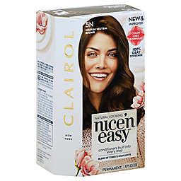 Clairol® Nice'n Easy Permanent Hair Color in 5N Medium Neutral Brown