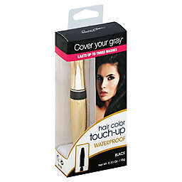Cover Your Gray® Waterproof Brush-In Black