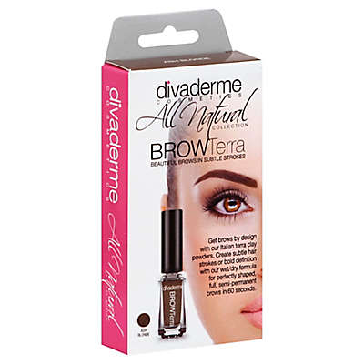 divaderme Brow FXII Terra 2-in1 Brow Terra + Enhancer Treatment Collection
