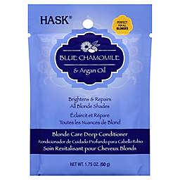 Hask® 1.75 fl. oz. Chamomile & Argan Oil Blonde Care Deep Conditioner