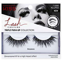 KISS® Lash Couture Triple Push-Up in Brassiere