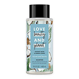 Love Beauty And Planet 13.5 fl. oz. Volume and Bounty Coconut Water Mimosa Flower Shampoo
