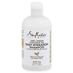 SheaMoisture® 13 fl. oz. 100% Virgin Coconut Oil Daily Hydration Shampoo