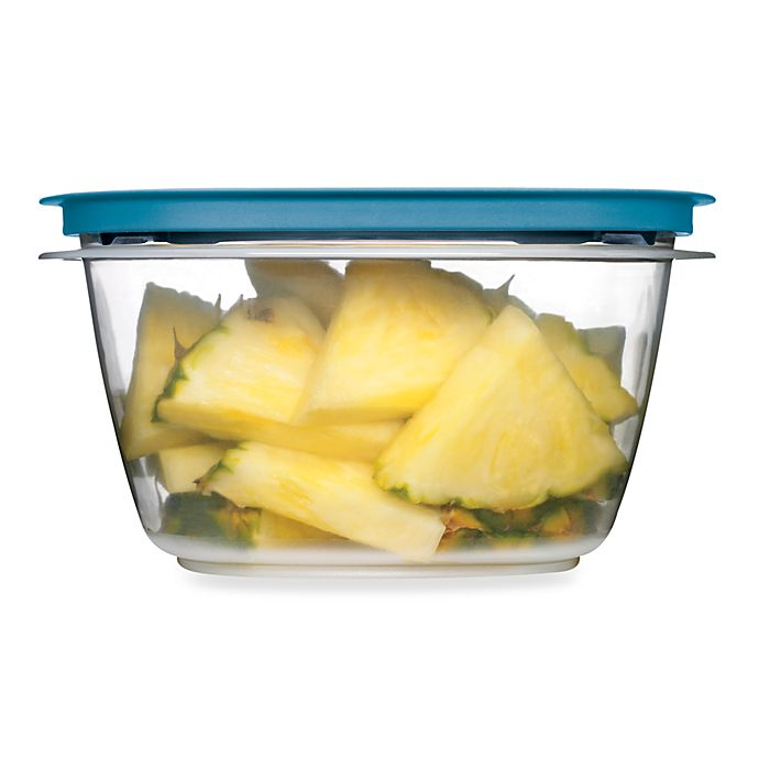 Alternate image 1 for Rubbermaid® 14-Cup Flex & Seal™ Food Storage Container with Easy Find Lid