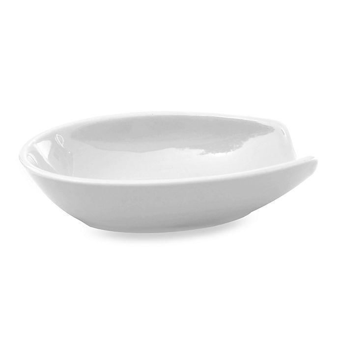 Alternate image 1 for Oggi™ Spooner Spoonrest in White