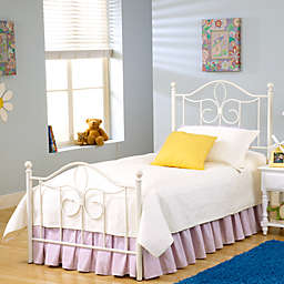 Hillsdale Furniture Westfield Metal Bed Set with Rails