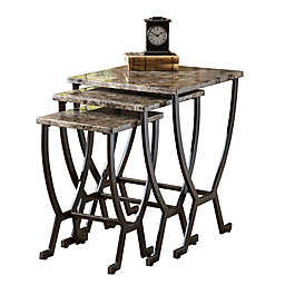 Hillsdale Furniture Monaco Nesting Tables