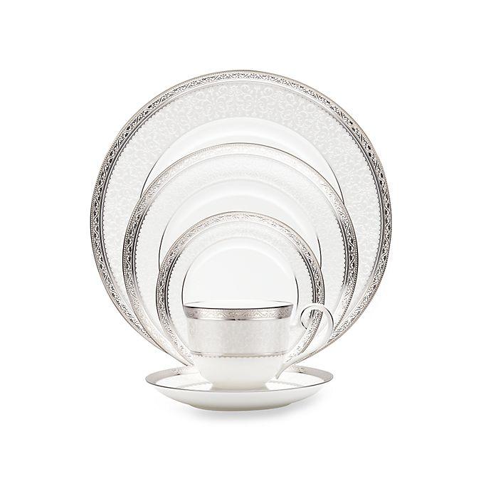 Alternate image 1 for Noritake® Odessa Platinum Dinnerware Collection