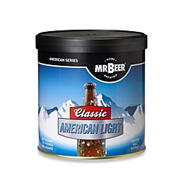 Mr. Beer Classic American Light Refill Kit