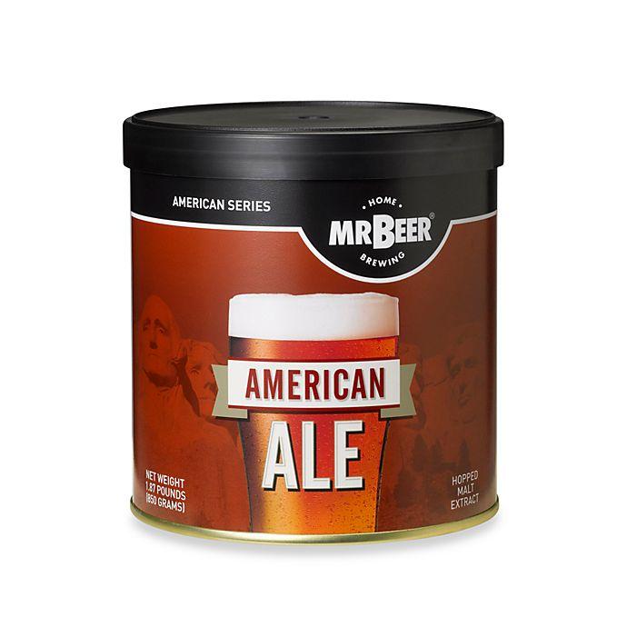 Alternate image 1 for Mr. Beer American Ale Refill Kit
