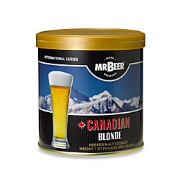 Mr. Beer Canadian Blonde Refill Kit