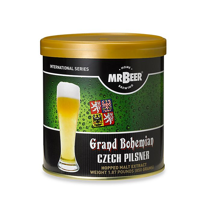 Alternate image 1 for Mr. Beer Czech Pilsner Refill Kit