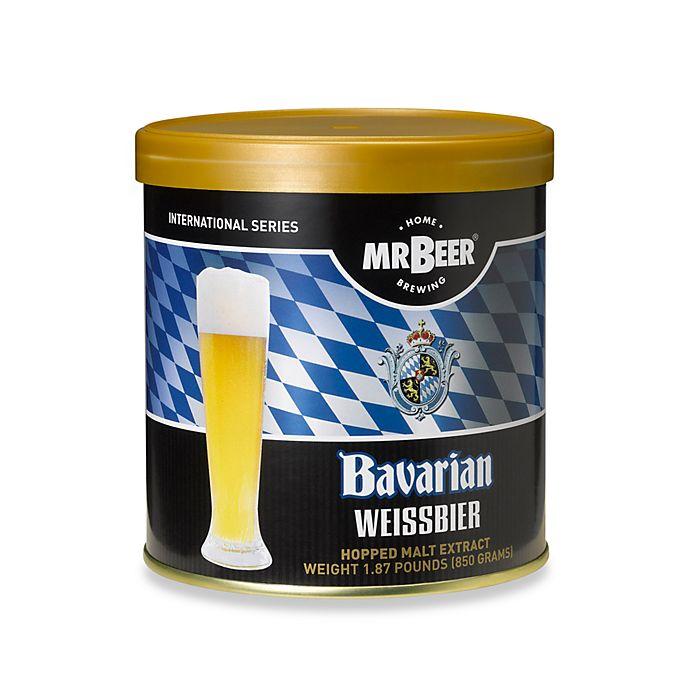 Alternate image 1 for Mr. Beer Bavarian Wheat Beer Refill Kit