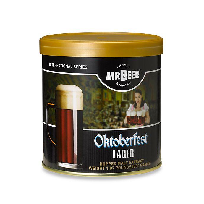 Alternate image 1 for Mr. Beer Oktoberfest Lager Refill Kit