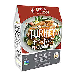 Fire & Flavor™ Turkey Perfect™ Herb Blend Brining Kit