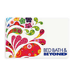 Multi Paisley Splash Gift Cards