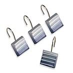Croscill® Fairfax Shower Curtain Hooks (Set of 12)