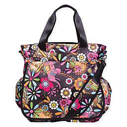 Trend Lab® Bohemian Floral Tote Diaper Bag