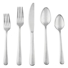 Artisanal Kitchen Supply® Ghent 45-Piece Flatware Set in Satin