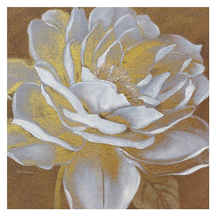Alternate image 1 for Masterpiece Art Gallery Golden Bloom I Canvas Wall Art