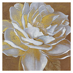 Masterpiece Art Gallery Golden Bloom I Canvas Wall Art