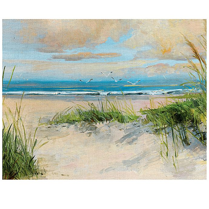 Alternate image 1 for Masterpiece Art Gallery Catching the Wind Canvas Wall Art