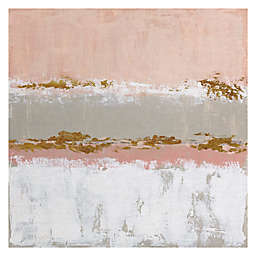 Pink Wall Art Canvas Bed Bath Beyond