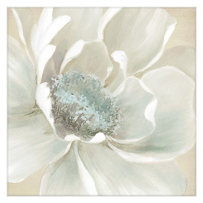 Alternate image 1 for Masterpiece Art Gallery Winter Blooms I Canvas Wall Art