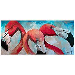 Masterpiece Art Gallery Flamingo Joes Canvas Wall Art