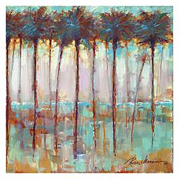 Masterpiece Art Gallery Palms at Dusk Canvas Wall Art
