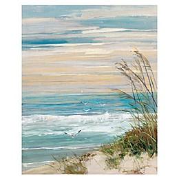 Masterpiece Art Gallery Beach at Dusk Canvas Wall Art