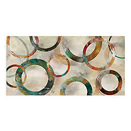 Masterpiece Art Gallery Rings Galore Canvas Wall Art