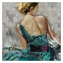 Masterpiece Art Gallery Elegance I by Frank Parson Canvas Wall Art
