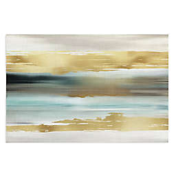 Masterpiece Art Gallery Golden Sunset Canvas Wall Art