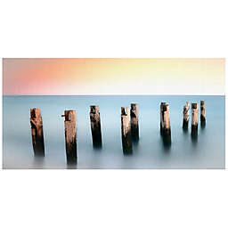 Masterpiece Art Gallery Pastel Morning Canvas Wall Art