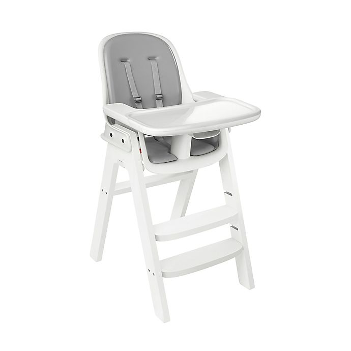 Awesome Oxo Tot Sprout High Chair In Grey White Spiritservingveterans Wood Chair Design Ideas Spiritservingveteransorg