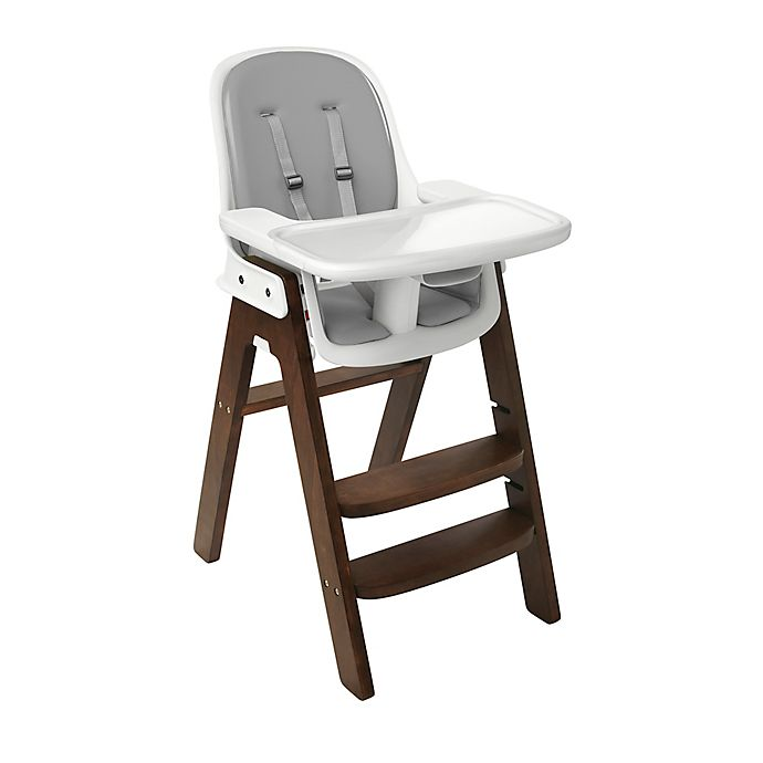 Alternate image 1 for OXO Tot® Sprout Highchair in Grey/Walnut