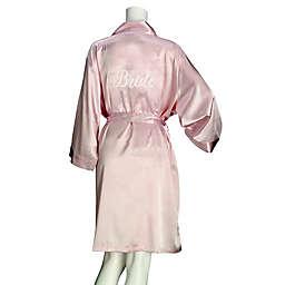 Lillian Rose™ Satin Bride Robe