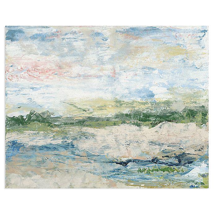 Alternate image 1 for Masterpiece Art Gallery Coastal Seascape VI Canvas Wall Art