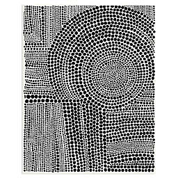 Masterpiece Art Gallery Clustered Dots B Canvas Wall Art
