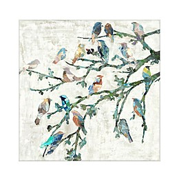 Masterpiece Art Gallery Wings of Spring I Canvas Wall Art